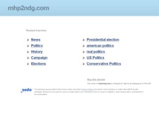 mhp2ndg.com screenshot