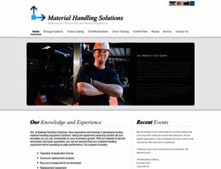 mhs-sc.com screenshot