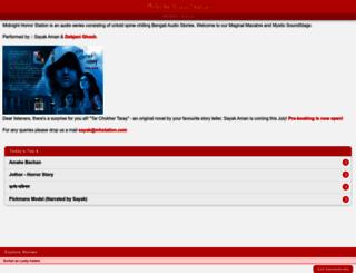 mhstation.com screenshot