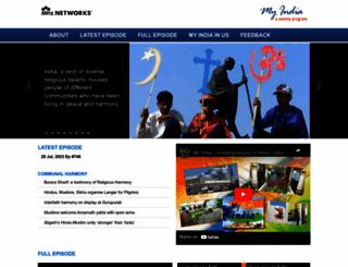 mhzmyindia.com screenshot