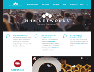 mhznetworks.org screenshot