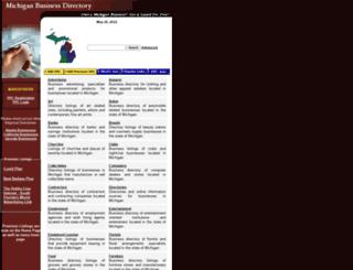 mi-directory.com screenshot
