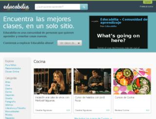 mi.educabilia.es screenshot