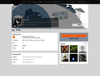 mi3ch.kroogi.com screenshot