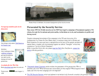 mi5.com screenshot
