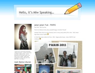 miacantik.com screenshot