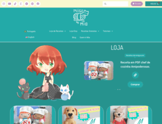 miahandcrafter.com screenshot