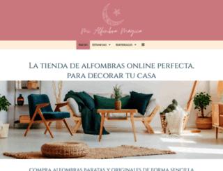 mialfombramagica.com screenshot