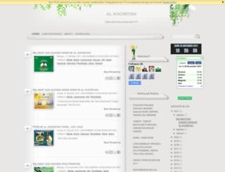 mialkhoiriyah.blogspot.com screenshot