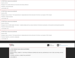 miamianrealty.com screenshot