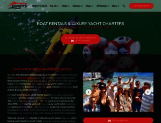 miamiboatexperts.com screenshot
