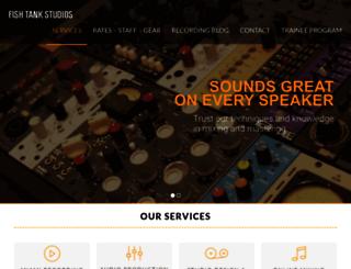 miamirecordingstudios.net screenshot