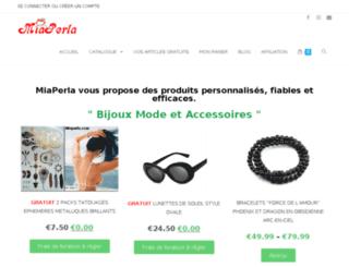 miaperla.com screenshot