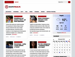 miastopolia.pl screenshot