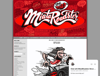miataroadster.com screenshot