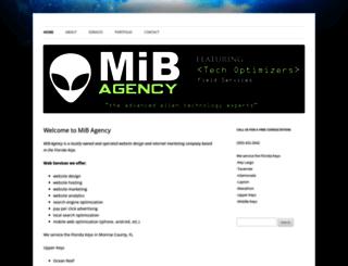 mibagency.com screenshot
