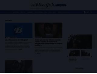 mibrujula.net screenshot