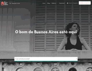 mibuenosairesquerido.com screenshot
