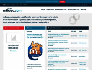 mibuso.com screenshot