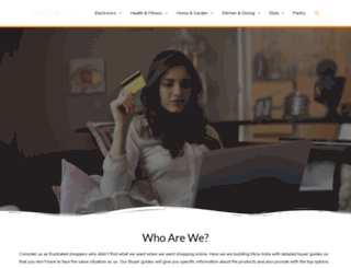 mica-india.net screenshot
