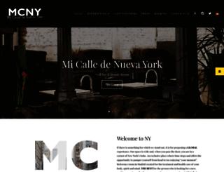 micalleny.com screenshot