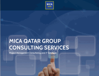 micaqatar.com screenshot