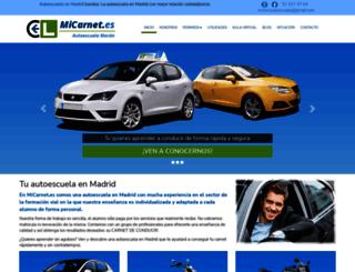 micarnet.es screenshot