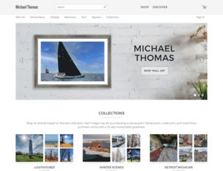 micdesigns.artistwebsites.com screenshot