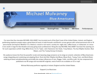 michael-mulvaney.com screenshot