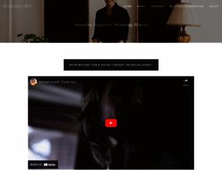 michaelaverill.com screenshot