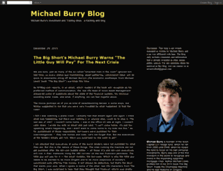 michaelburryblog.blogspot.com screenshot