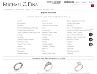 michaelcfina.resultspage.com screenshot