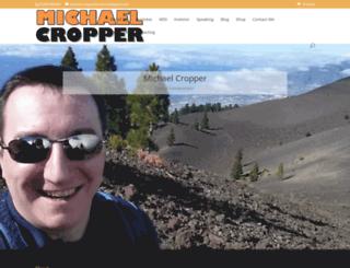 michaelcropper.co.uk screenshot