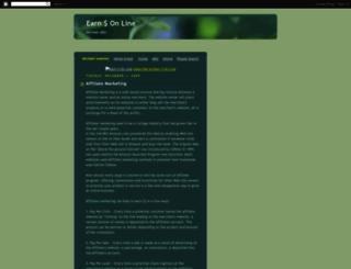 michaelebiz.blogspot.com screenshot