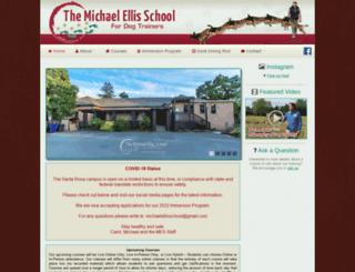 michaelellisschool.com screenshot