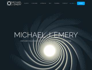 michaeljemery.com screenshot