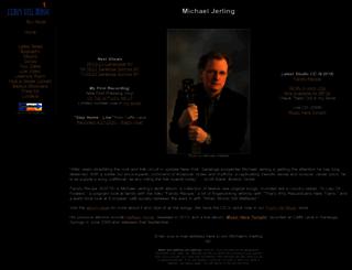 michaeljerling.com screenshot
