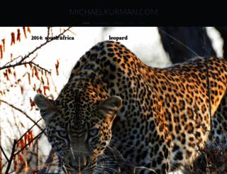 michaelkurman.com screenshot