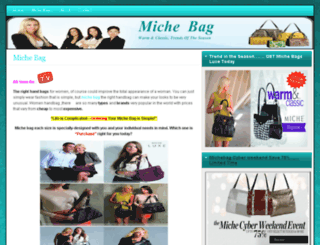 michebag.org screenshot