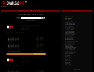 michel-thomas.freedownloadmp3.net screenshot