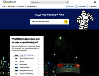 michelinman.com screenshot