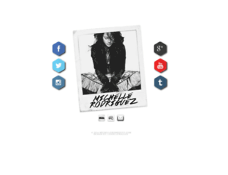 michelle-rodriguez.com screenshot