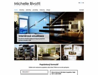 michellebivotti.com screenshot