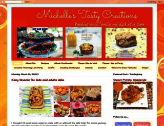 michellestastycreations.blogspot.com screenshot