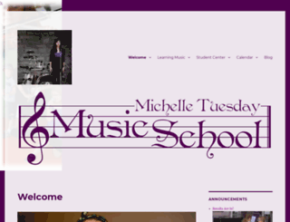 michelletuesday.com screenshot