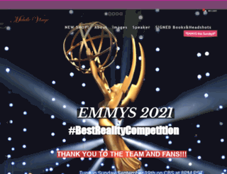 michellevisage.com screenshot