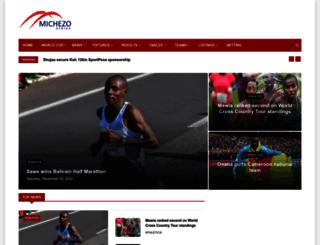 michezoafrika.com screenshot