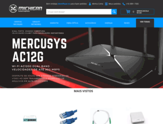 michigan.com.br screenshot