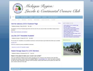 michiganlcoc.org screenshot