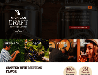michiganwines.com screenshot